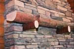 LOG HOME ACCENTS AND ENHANCEMENTS