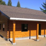 NORTHERN CALIFORNIA LOG HOME BUILDER LAUNCHES NEW WEBSITE